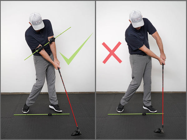release at impact to fix your golf slice