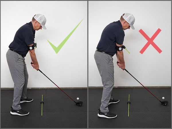 How to fix a golf slice with alignment