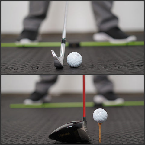 The Difference Between a Driver Swing and an Iron Swing Golf