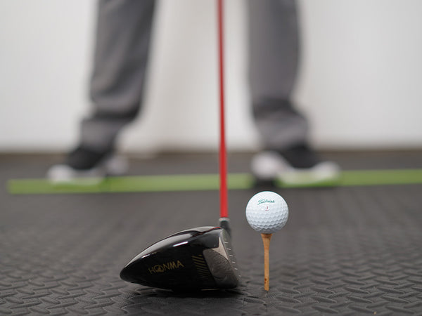 Correct Driver Ball Position Golf