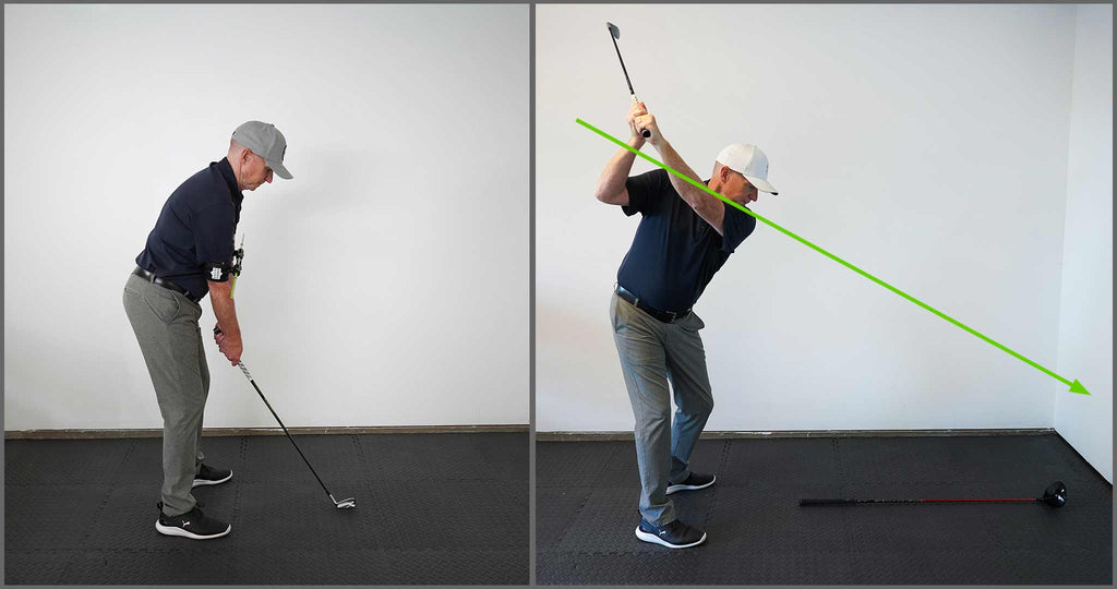 Two Plane Golf Swing