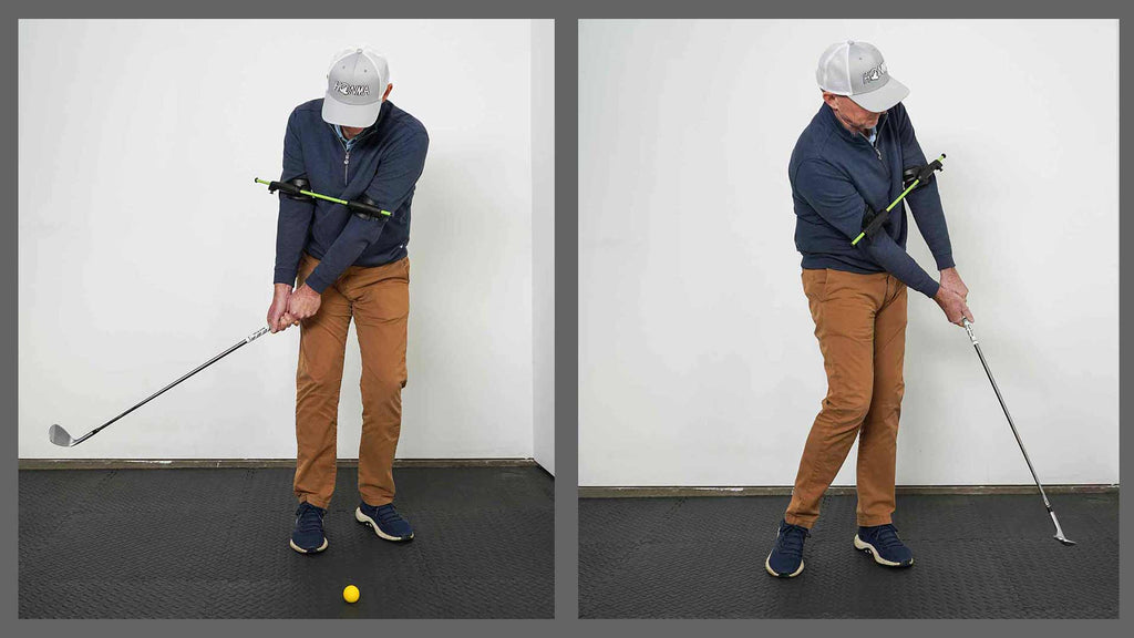 Golf Chipping vs. Pitching