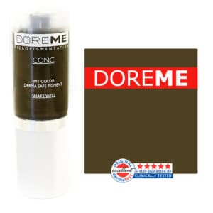 Doreme Pigment Concentrate Color: Olive