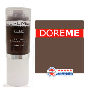 Doreme Pigment Concentrate Color: Braown Ash