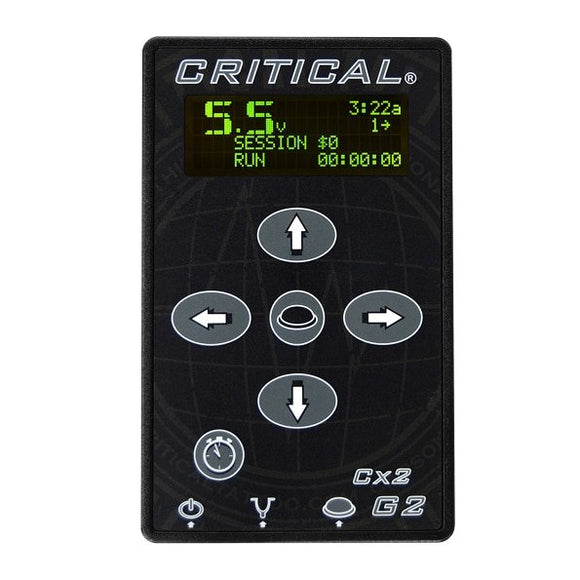 CRITICAL TATTOO POWER SUPPLY – CX2G2