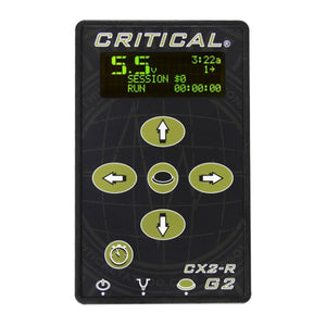 Critical Tattoo Power Supplies-CX2RG2