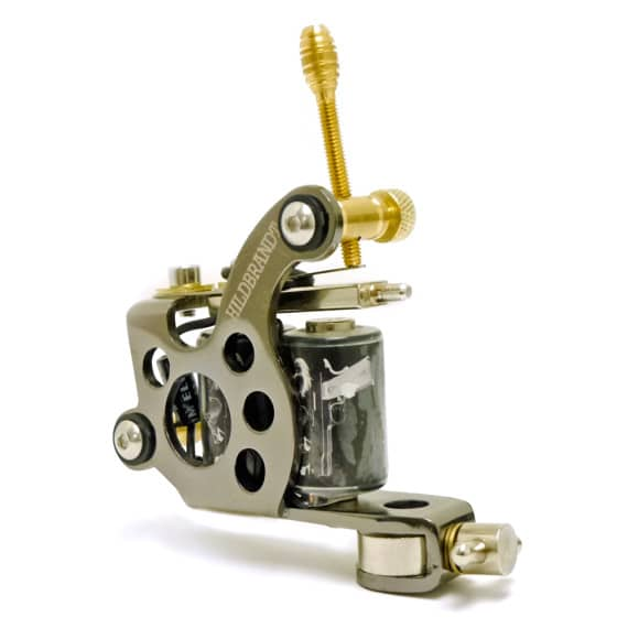 Hildbrandt .357 Magnum Tattoo Machine Liner
