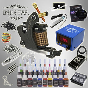 TATTOO KIT: VENTURE C & 20 TRUECOLOR INK SETS