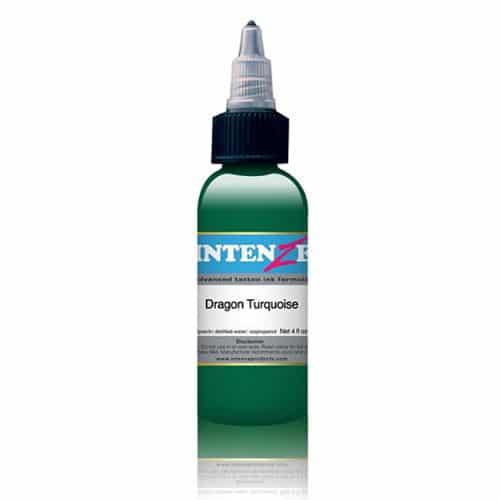 Intenze Tattoo Ink, Dragon Turquoise