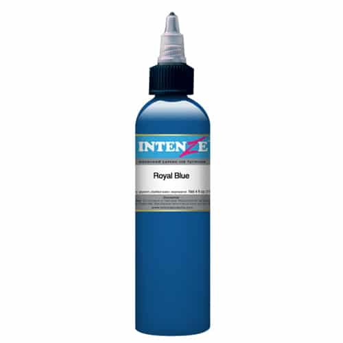 Intenze Tattoo Ink, Royal Blue