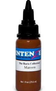 Intenze Tattoo Ink, Boris  Hungary Maroon