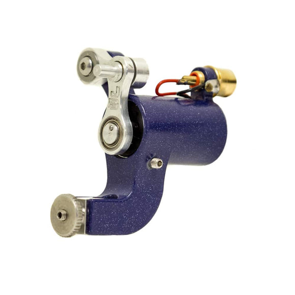 JACK STEEL MK3 ROTARY TATTOO MACHINE BLUE