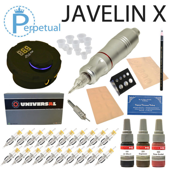 Javelin X Permanent Makeup Kit