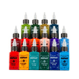 RADIANT COLORS – ORIENT CHING 16 TATTOO INK SET