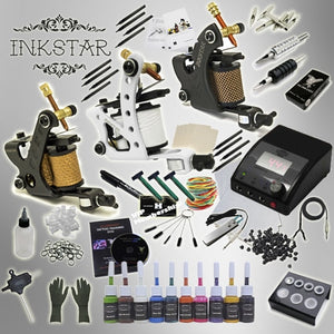 Tattoo Kit: Apprentice C & 10 Truecolor Set