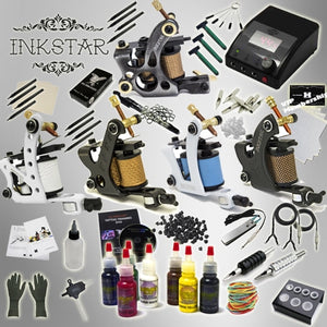 Tattoo Kit: Ace C & Radiant Pro Inks