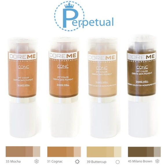Doreme Pigment Concentrate Blond Set