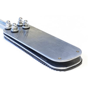 IMMORTAL BUCKLER STAINLESS STEEL PEDAL