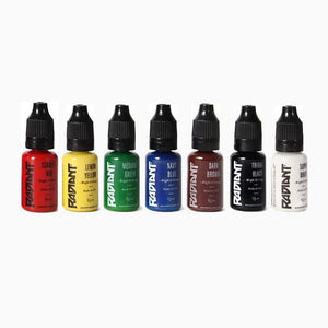 Radiant Colors 7 1/2 oz Tattoo Ink Sets