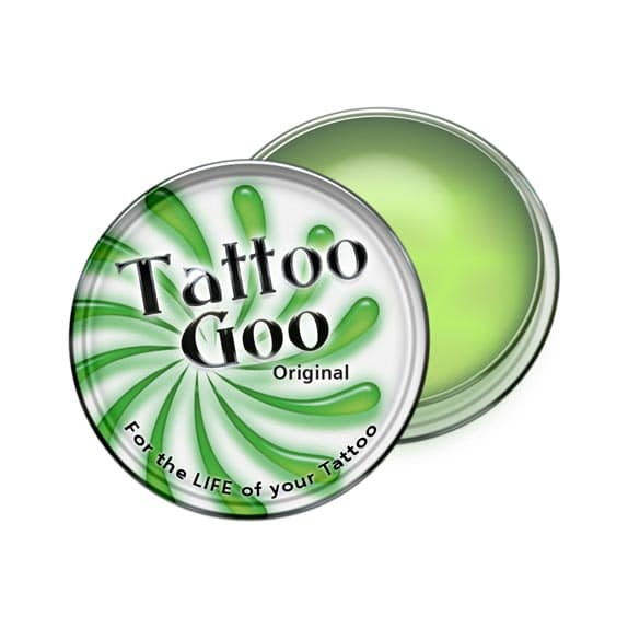 Tattoo Goo for Tattoo Aftercare 0.75 oz