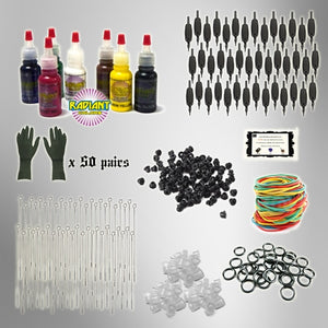 TATTOO KIT REFILL PACK: ESSENTIALS TWO