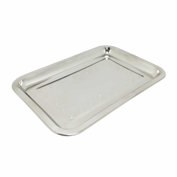 Stainless Steel Tattoo Medical Tray 12″ x 8.5″