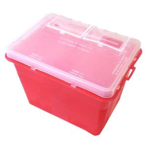Sharps Container 2 Qt – For Tattoo Waste