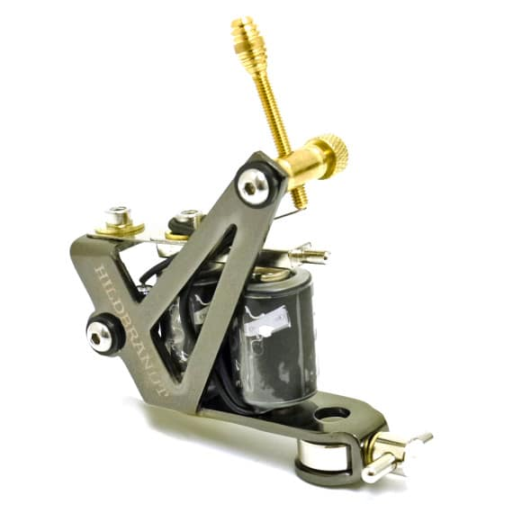 Hildbrandt .44 Winchester Tattoo Machine Shader