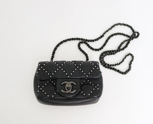 Chanel Limited Edition Mini Leather