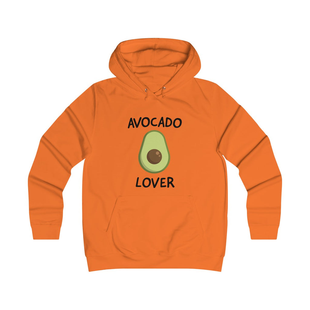 Avocado Lover - Hoodie - My Vegan Menu