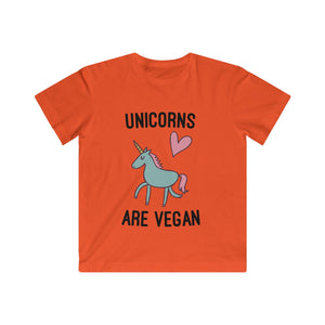 Unicorns are Vegan - T-Shirt - My Vegan Menu