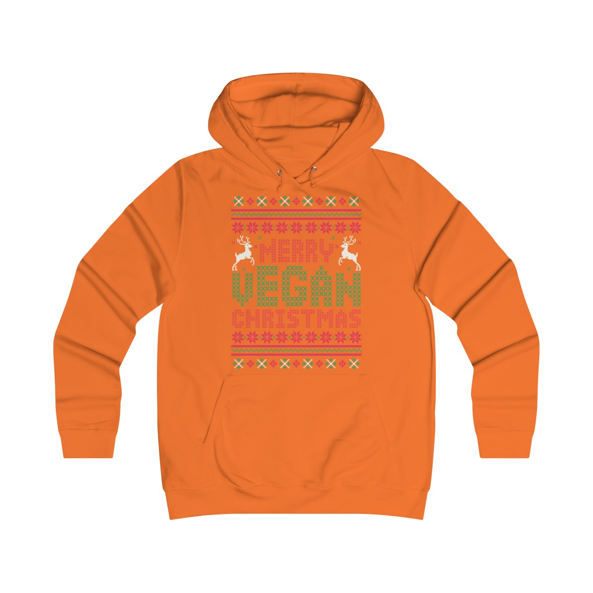 Merry Vegan Christmas - Hoodie - My Vegan Menu