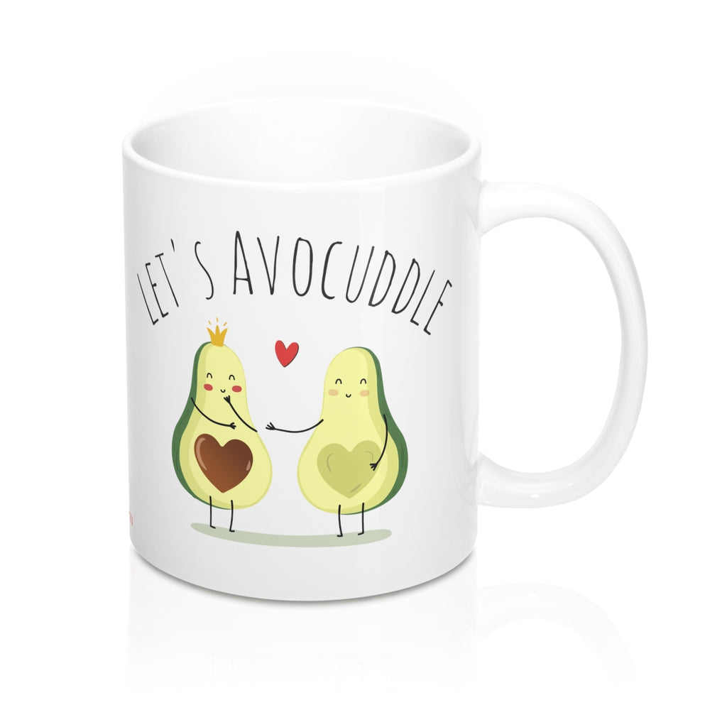 Let's Avocuddle - Mug - My Vegan Menu