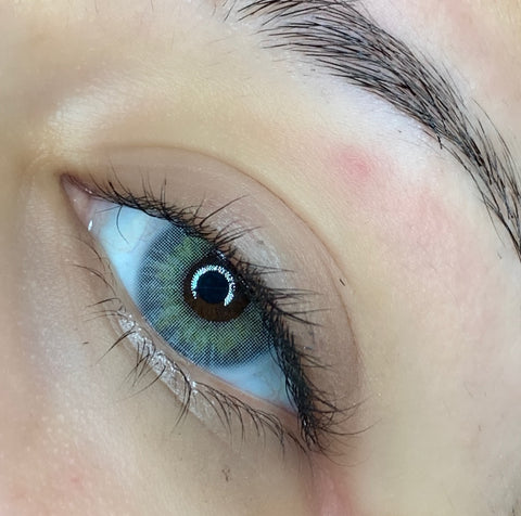 Ocean Colored Contacts