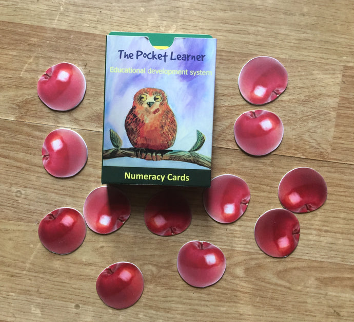 Help your Child Learn Basic Numbers with the Pocket Learner