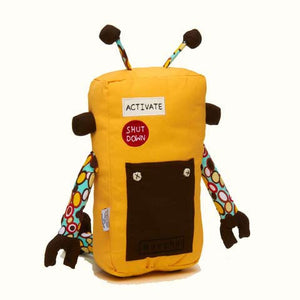 Karthy - KAUZBOTS® | Stuffed Plush Robots with a Heart
