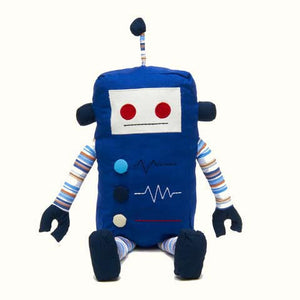 Kruz - KAUZBOTS® | Stuffed Plush Robots with a Heart