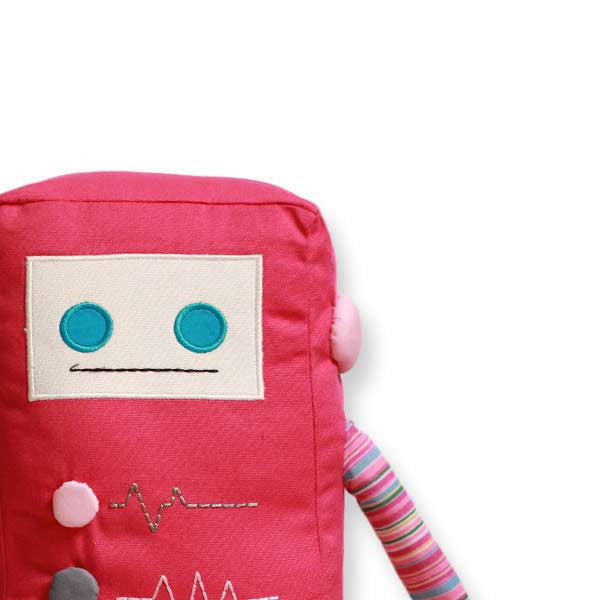 Kaprice - KAUZBOTS® | Stuffed Plush Robots with a Heart