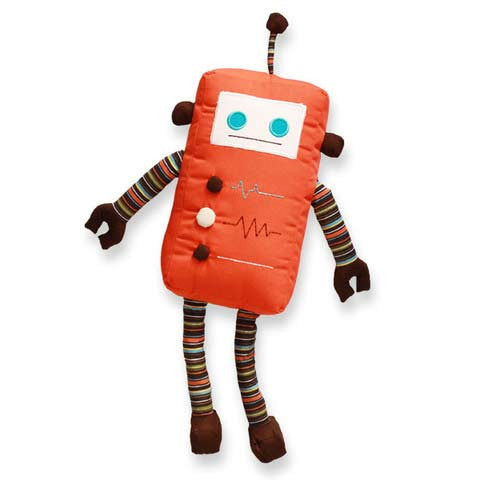 Karissa - KAUZBOTS® | Stuffed Plush Robots with a Heart