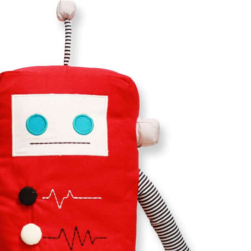 Karson - KAUZBOTS® | Stuffed Plush Robots with a Heart