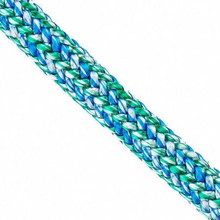 1/2in Samson 24 Strand Vortex Rope Cold