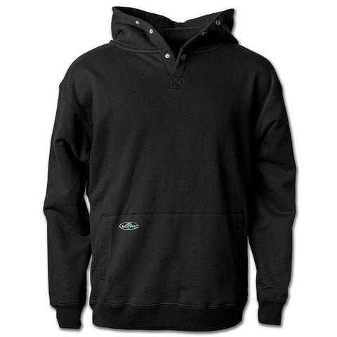Arbor Wear Double Thick Pullover Sweatshirt Black