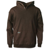 Arbor Wear Double Thick Pullover Sweatshirt Chestnut