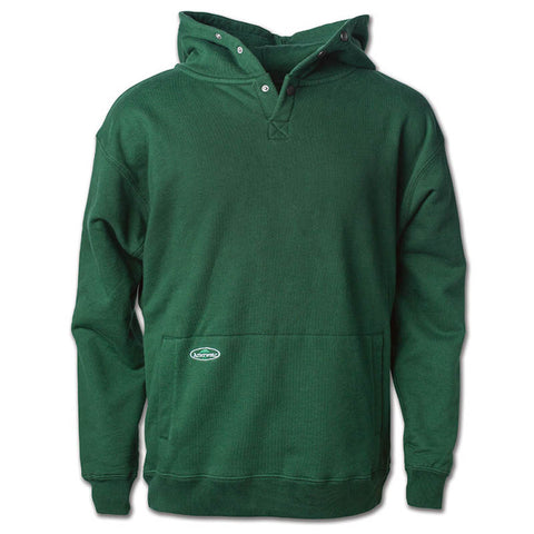 Arbor Wear Double Thick Pullover Sweatshirt Forest Green