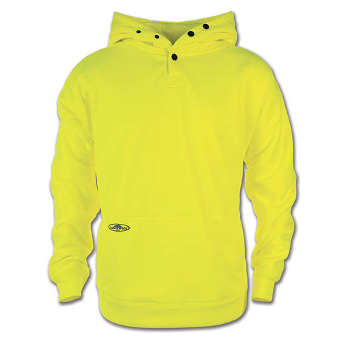 Arbor Wear Tech Double Thick Pullover Sweatshirt Safety Yellow