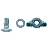 Marvin Pruner Block Bolt, Washer & Wing Nut
