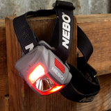 Nebo Duo Headlamp Flashlight