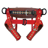 Weaver 530 1FD XW 2in Leg Pads Saddle