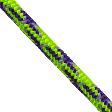 11.8mm All Gear 24 Strand Mardi Gras Rope