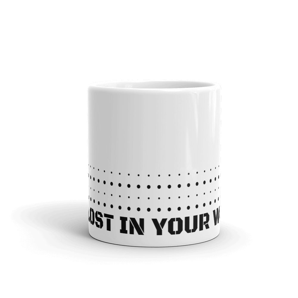 MINDBEAST GET LOST IN YOUR WORLD Mug